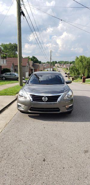 2015 Nissan Altima s 2.5l for Sale in Nashville, TN