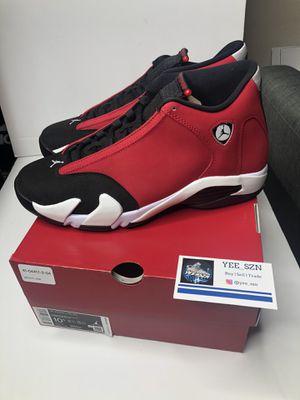 Nike air Jordan 14 toro size 10.5 and 11 brand new for Sale in Mercer Island, WA