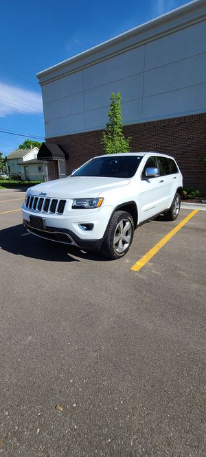 2015 Jeep Grand Cherokee Limited Clean Title for Sale in Dearborn, MI