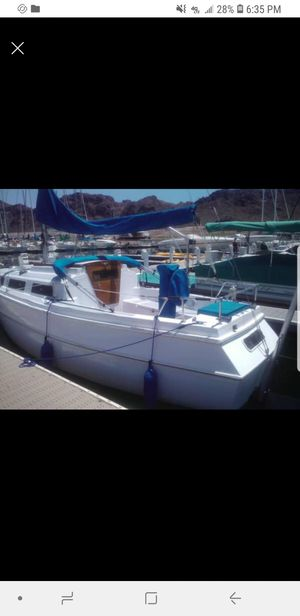 Sailboat Ruger Fairwind 27 for Sale in Las Vegas, NV