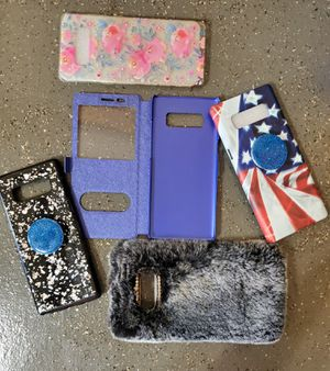 Phone Cases for Samsung Note 8 for Sale in Beech Grove, IN