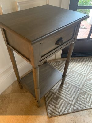 Side tables; x 2 - new/unused; retail $80, still has tag! No damage for Sale in Windermere, FL