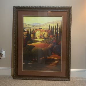 Picture Of Italian Countryside for Sale in Bel Air, MD