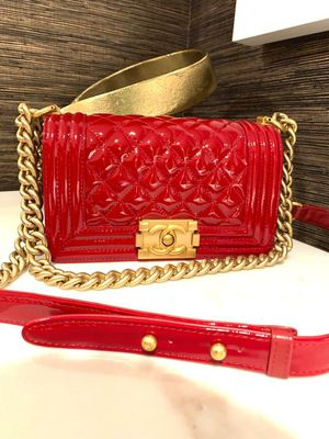 Authentic Chanel small boy bag for Sale in Tustin, CA