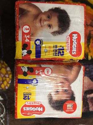 $6 each huggie diaper bag for Sale in Culver City, CA