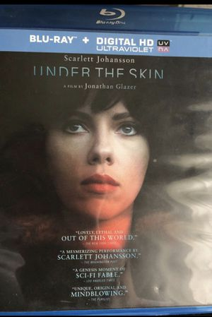 BLU ray-MOVIE- under the skin for Sale in Tamarac, FL