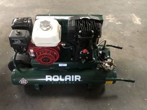 Rolair air compressor model 6590HMK113-0001 for Sale in Hayward, CA