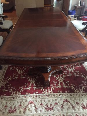 Solid Wood Rectangular Dining Table for Sale in North Potomac, MD