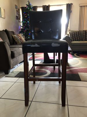 Bar stools 5 for Sale in Pembroke Pines, FL