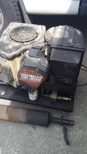 Mobile RV Generator 4800watts not working for Sale in Lynnwood, WA