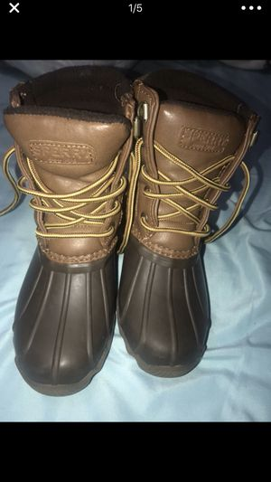 Sperry boots kids size 13 for Sale in Kensington, MD