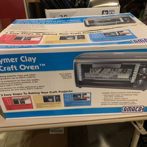 Amaco Polymer Clay And Craft Oven for Sale in Covington, KY