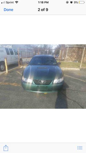 2002 Mustang Low Mileage Jump On It ! for Sale in Philadelphia, PA