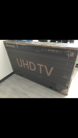 82 INCH SAMSUNG 4K Q90R QLED SMART TV 📺 for Sale in Chino, CA