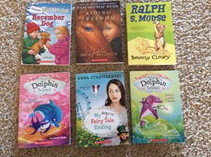 Reading books grade 3rd-5th for Sale in Irving, TX