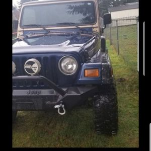 2002💠 Jeep Wrangler💠 TJ for Sale in Orting, WA
