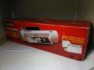 "Scotch thermal 9"" printer for Sale in Arlington, MA"