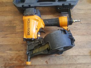 Bostitch Coil Nail Gun for Sale in Aurora, IL