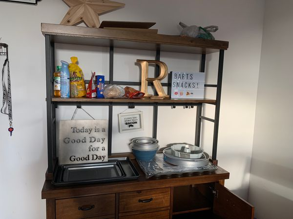 Baker Rack kitchen organizer