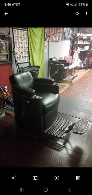condition:excellent cryptocurrency ok make / manufacturer:Koken model name / number:Presidential 1940's Koken Presidential barber chair $1,800 OBO for Sale in Selma, CA
