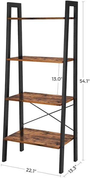 4 Tiers Ladder Shelf for Sale in Walnut, CA