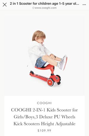 Kids Scooter for Sale in Richland, WA