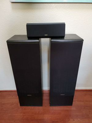 Onkyo speakers for Sale in San Diego, CA