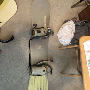 Snowboard for Sale in Clovis, CA