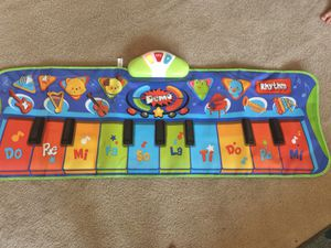 Musical floor keyboard for Sale in Murrieta, CA
