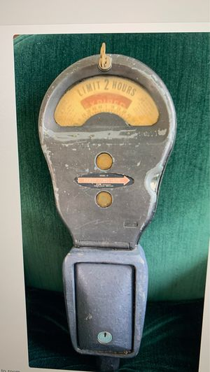 Vintage POM 2 hour parking meter for Sale in Maple Valley, WA