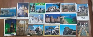 Set of 15 postcards from Spain for Sale in Fullerton, CA