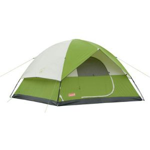 Coleman Sundome 4-Person Dome Tent for Sale in Houston, TX