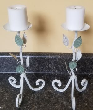 "12"" Candle holders for Sale in Richmond, VA"
