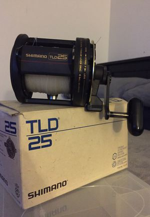 Fishing reel for Sale in Buena Park, CA