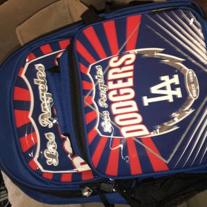 LA Dodgers backpack for Sale in Bakersfield, CA