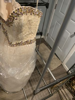 Quinceanera dress Only worn one Time only paid over 600 for it for Sale in Nashville, TN