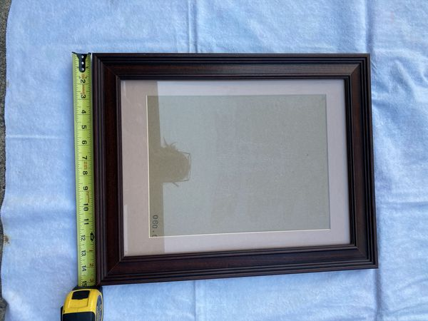 """15 x 19"""" wood picture frame"""