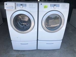 Kenmore FL Washer Dryer Set for Sale in Cayce, SC