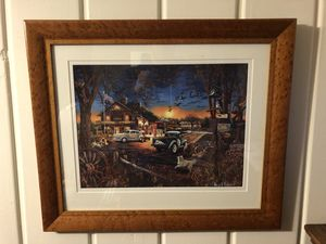 Rustic Picture for Sale in Neenah, WI