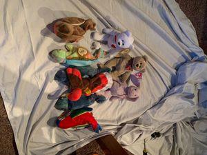 Beanie babies for Sale in Visalia, CA