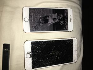 Iphone8s. 320$ iPhone 6s+ 100 or obo/trade for Sale in Jackson, MS