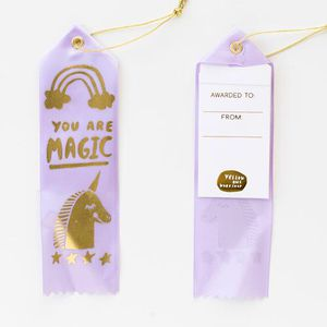 Award ribbon cards - you are magic for Sale in Lakewood, CA
