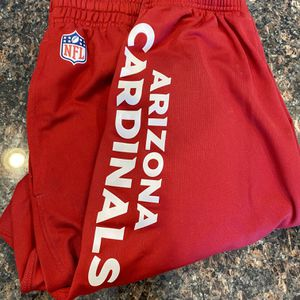 Cardinals Gear - Nike Athletic Pants (XL), Nike Dri-Fit Shirt (WS), 12-Can Cooler Bag, Coffee Mug, Bottle Holder, Stadium Bag for Sale in Phoenix, AZ