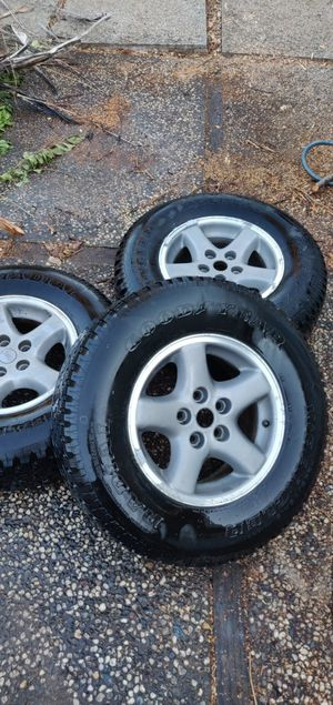 Jeep wheels for Sale in Roseville, CA