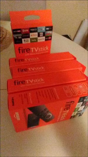 Unlocked Firestick Movies Fire Stick TV UNLOCKED DELIVERY and INSTALL for Sale in Washington, DC