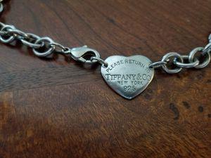 Tiffany Co. Heart shape choker for Sale in Phoenix, AZ