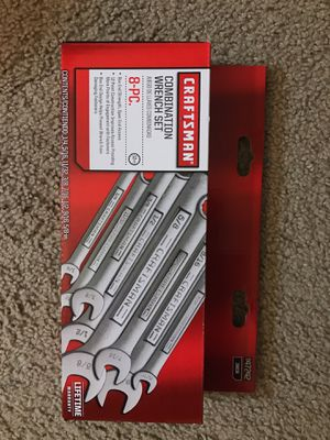 Craftsman 8pc for Sale in Houston, TX