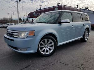 2009 Ford Flex Limited Crossover for Sale in Westland, MI