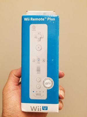 Wii U plus remote control brand new Nintendo for Sale in Fresno, CA