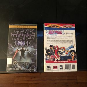 Bleach and Star Wars Books for Sale in Baldwin, NY